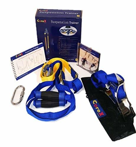 Trx Trainer For Sale: CoreX-Bodyweight-Suspension-Strap-Trainer-0-1