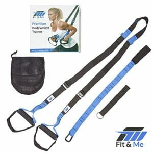 FitMe-Bodyweight-Trainer-Suspension-System-Straps-with-Mesh-Carry-Bag-and-Complete-Exercise-Instructions-and-Programs-For-Men-Women-of-All-Fitness-Levels-0