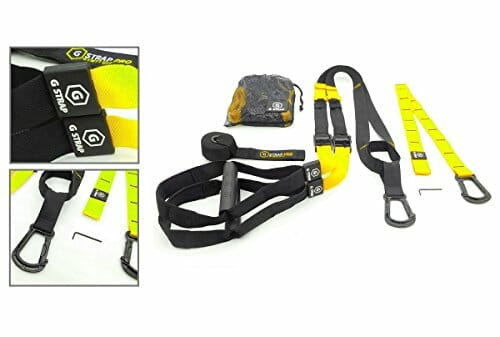 GYMSTUFF-G-STRAP-PRO-1300-LB-SUPPORTED-6-COLORS-RUBBER-GRIPS-Home-Gym-Fitness-Trainer-BEST-QUALITY-Resistance-Suspension-Body-Workout-Training-0
