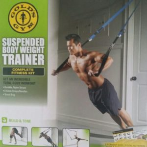 HEAVY-DUTY-Golds-Gym-Suspended-Body-Weight-Trainer-0