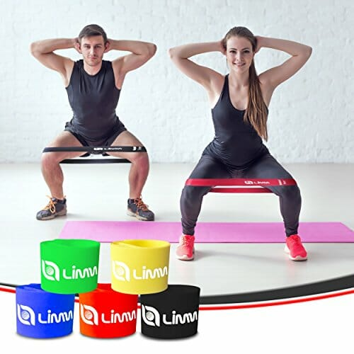 Exercise Bands Loops: Limm Exercise Resistance Loop Bands