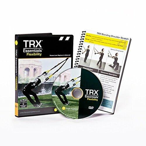 Trx Trainer For Sale: TRX Essentials Flexibility DVD