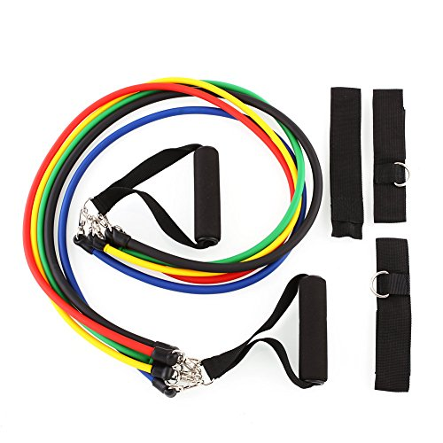 Amzdeal-Resistance-Bands-Set-with-Door-Anchor-Handle-Ankle
