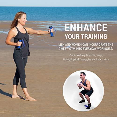 Best resistance bands exercise kit gwee gym total body