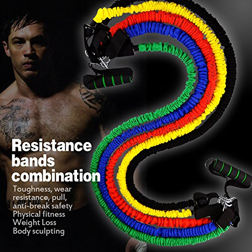 Gada-11Pcs-Resistance-Band-SetHeavy-duty-Workout-Fitness