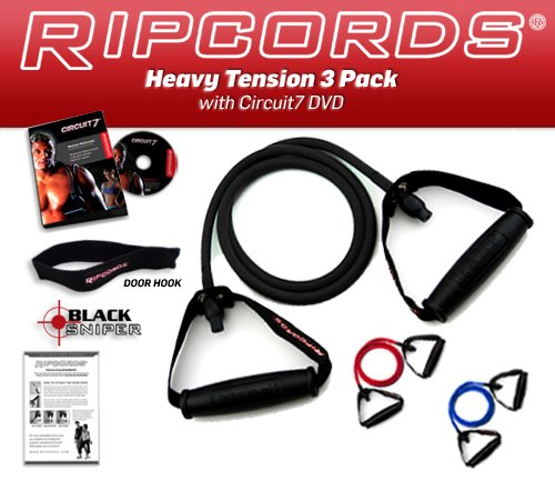 Ripcords Resistance Exercise Bands