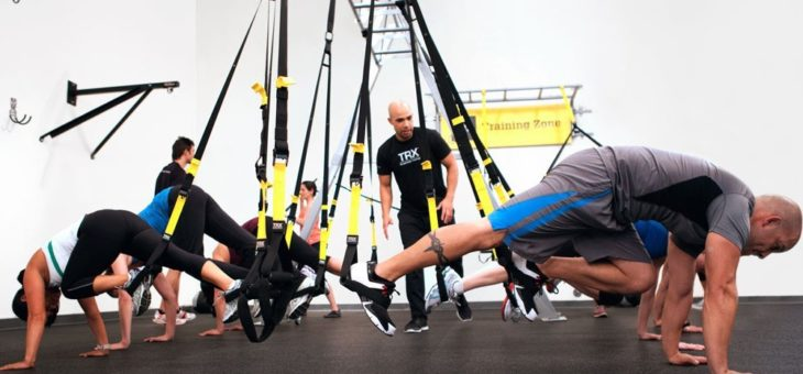 Review of the TRX SUSPENSION TRAINER