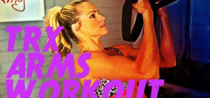TRX Band Workout for Arms