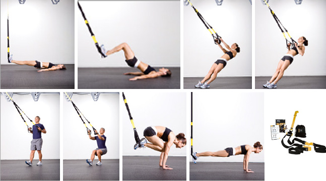trx bands workouts