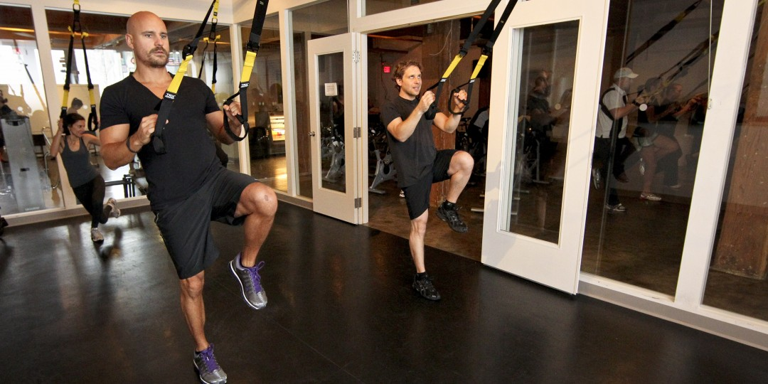 TRX Band Workouts for Men