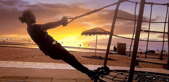 10 Benefits Of Training With TRX bands
