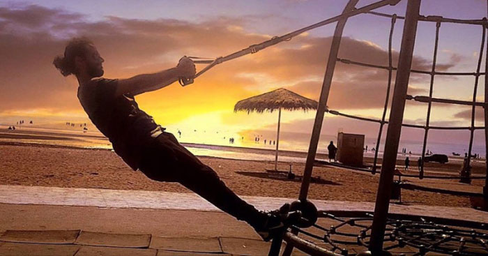 Benefits Of Training With TRX bands