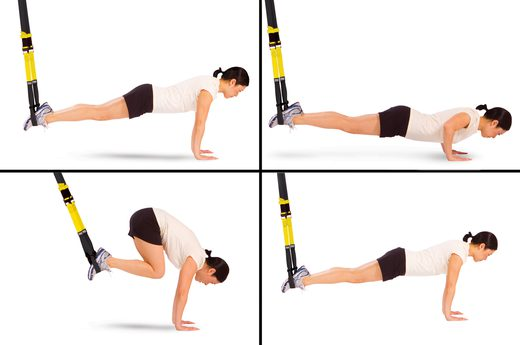 TRX Strap Exercises For Women