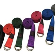 Clever-Yoga-Strap-8FT-or-10FT-Made-With-The-Best-Durable-Cotton-Comes-With-Our-Special-Namaste-7-Colors-0-0