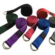 Clever-Yoga-Strap-8FT-or-10FT-Made-With-The-Best-Durable-Cotton-Comes-With-Our-Special-Namaste-7-Colors-0