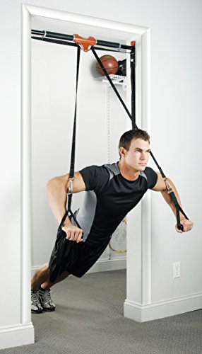 GoFit ...  sc 1 st  TRX straps & GoFit Gravity Bar Body Weight Training System With Exercise Dvd ...