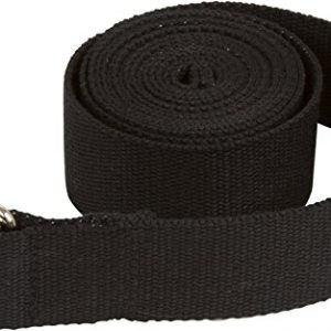 Trademark-Innovations-Durable-Cotton-Yoga-Strap-with-Metal-D-Ring-0