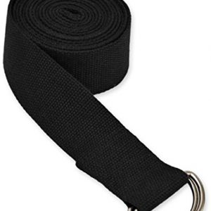 YogaAccessories-D-Ring-Buckle-Cotton-Yoga-Strap-Choose-From-6ft-8ft-10ft-0