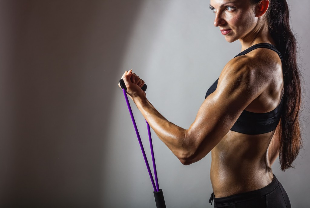 How To Use Exercise Resistance Bands