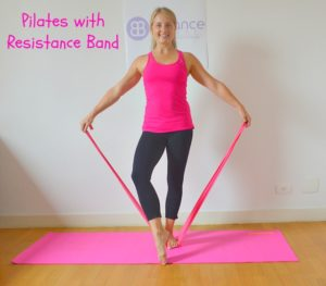 Pilates Resistance Bands