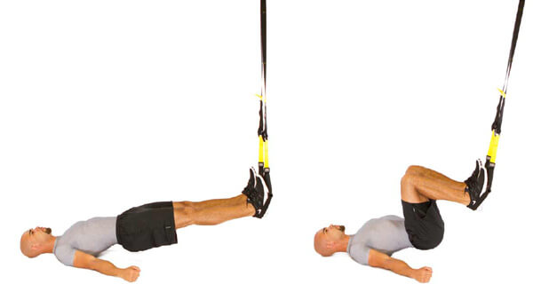 TRX Straps Workouts For Men Are Effective