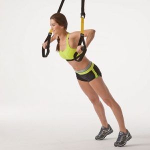 TRX strap exercises for weight loss