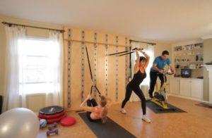 Portable Home Gym