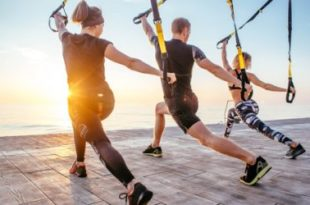 TRX Suspension Training Trend