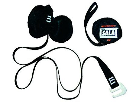 3M-DBI-SALA-9501403-Fall-Protection-Full-Body-Harness-Accessory-Suspension-Trauma-Safety-Straps-Black-0