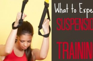 TRX suspension trainer for your enhanced physical fitness