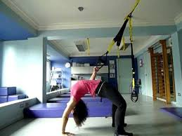 TRX Fitness Training For Busy People