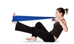 Flat Resistance Exercise ...  sc 1 st  TRX straps & Flat Resistance Exercise Stretch Band Set u2013 3 (5 ft) Long Bands ...