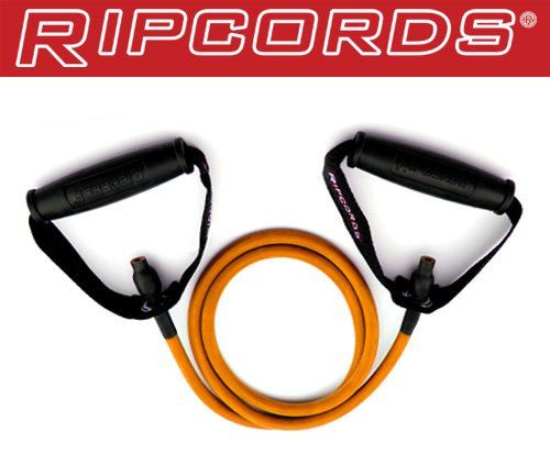 Ripcords Resistance Exercise Bands: Orange Exercise Band