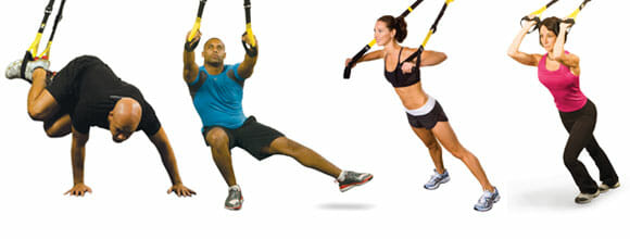Best TRX Straps Workouts