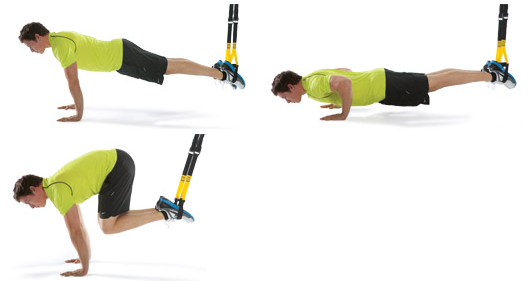 TRX bands exercises