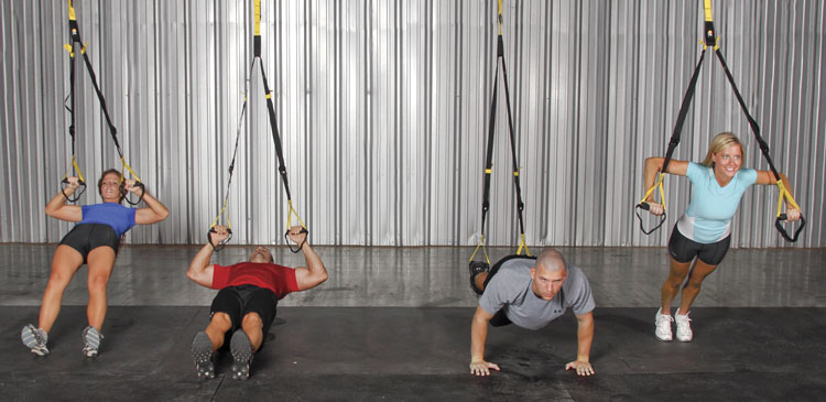 trx strap workouts