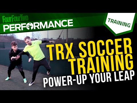 Suspension Training Improves Your Soccer Skills