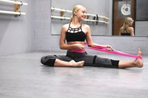 balletstretchingexerciseworkoutresistancebandby