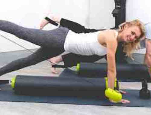 Straps Pilates Workout